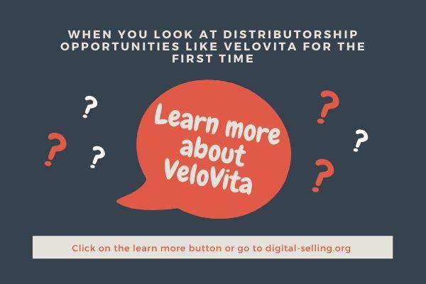 Distributorship opportunities