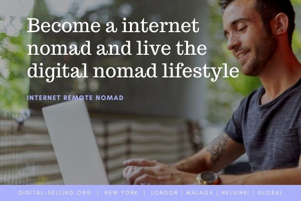 Internet nomad