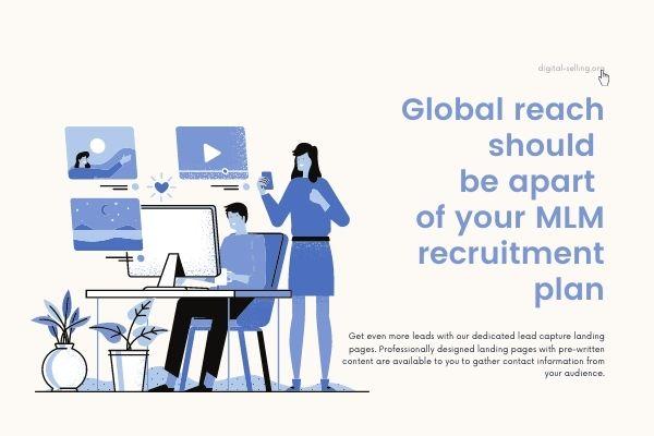 MLM recruitment