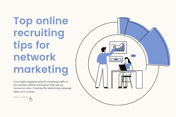 Recruiting tips for Network marketing