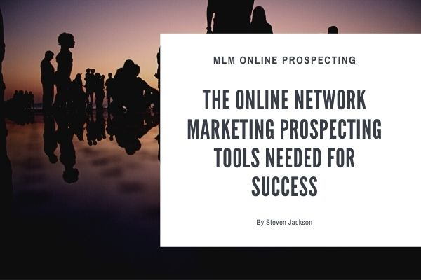 Network marketing prospecting tools