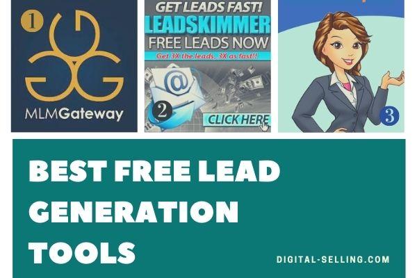 Best free lead generation tools