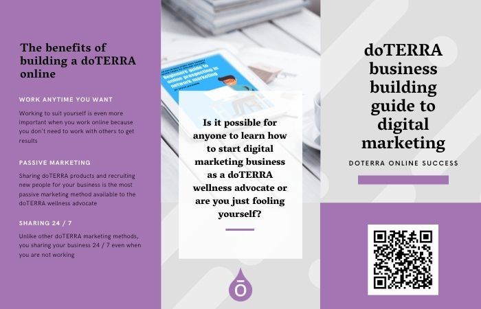 doTERRA business building guide