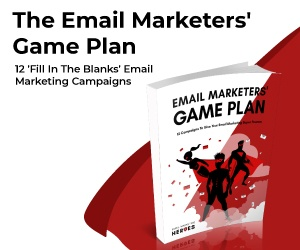 Email mass marketing with the Email Marketers' Game Plan