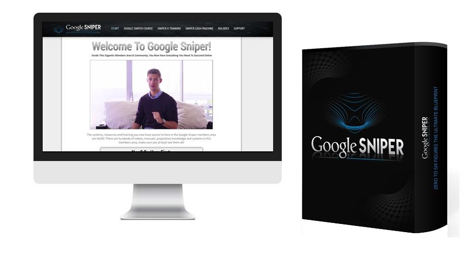 Google Sniper for the best Google keyword ranking
