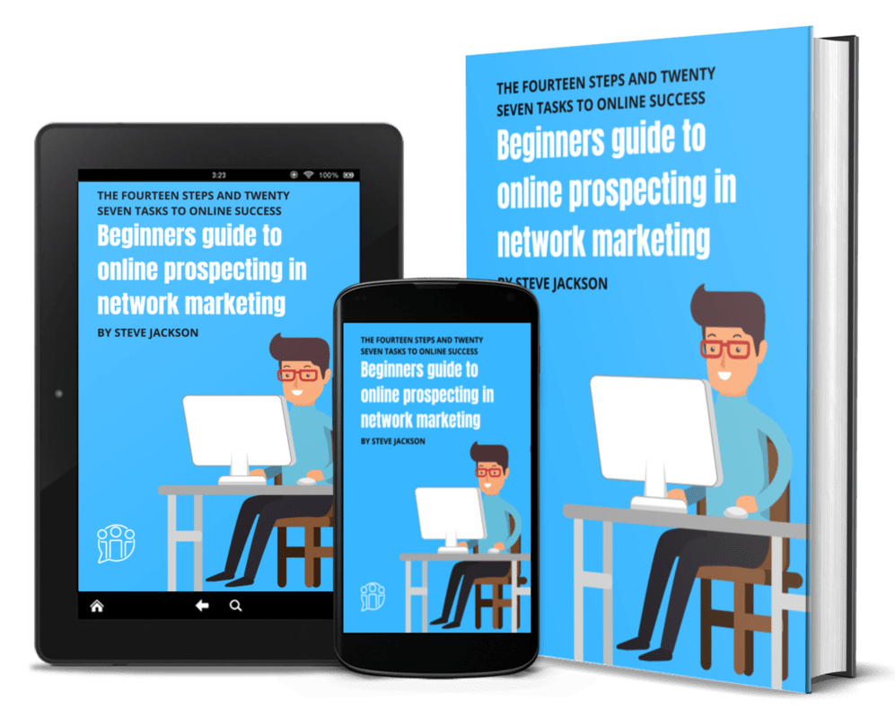 Beginners guide to online prospecting in network marketing